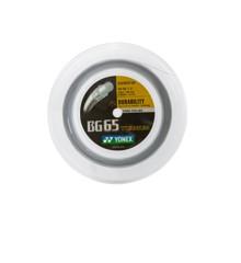 Yonex - BG-65 Titanium Badmintonstrenge 0,7 mm natur