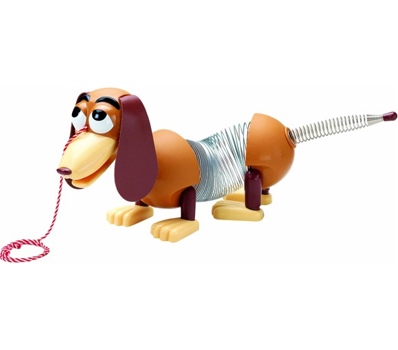 Toy Story - Slinky Dog Pull Toy