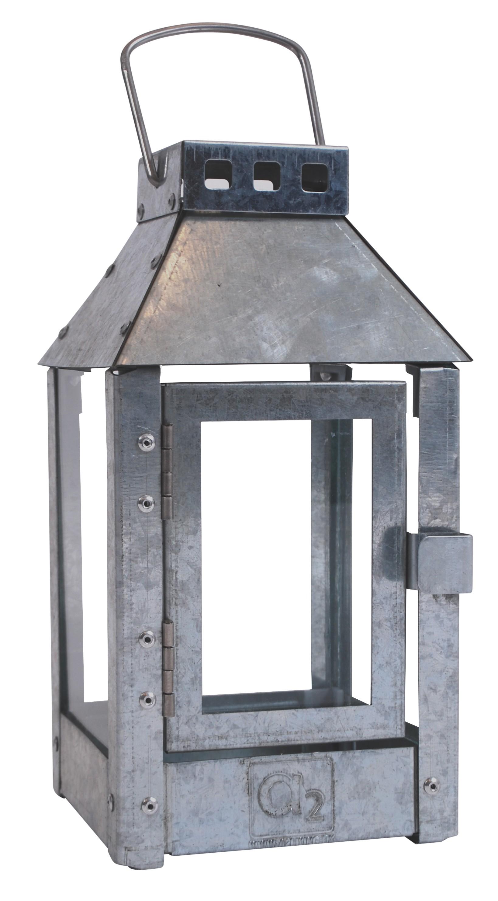 Bilde av A2 Living - Micro Lantern - Galvanized Steel(40000)