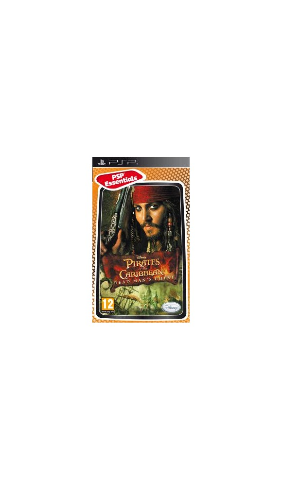 Pirates of the Caribbean: Dead Man's Chest (Essentials)