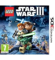 Lego Star Wars III (3): the Clone Wars 3D