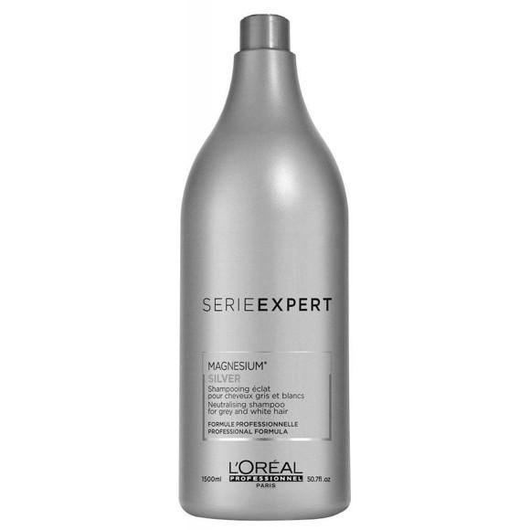 L'Oréal Professionnel Serie Expert - Silver Shampoo 1500 ml.