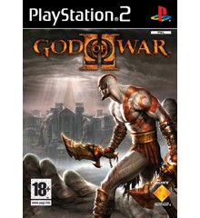 God of War II Platinum (Nordic)