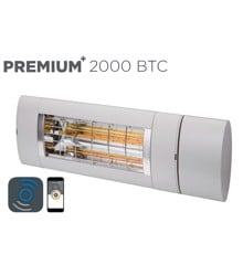​Solamagic - 2000 Premium BTC Patio Heater - Titanium - 5 Years Warranty