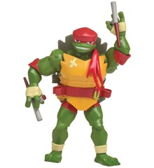 Rise of the Teenage Mutant Ninja Turtles - Battle Shell Action Figur Raphael (80829)