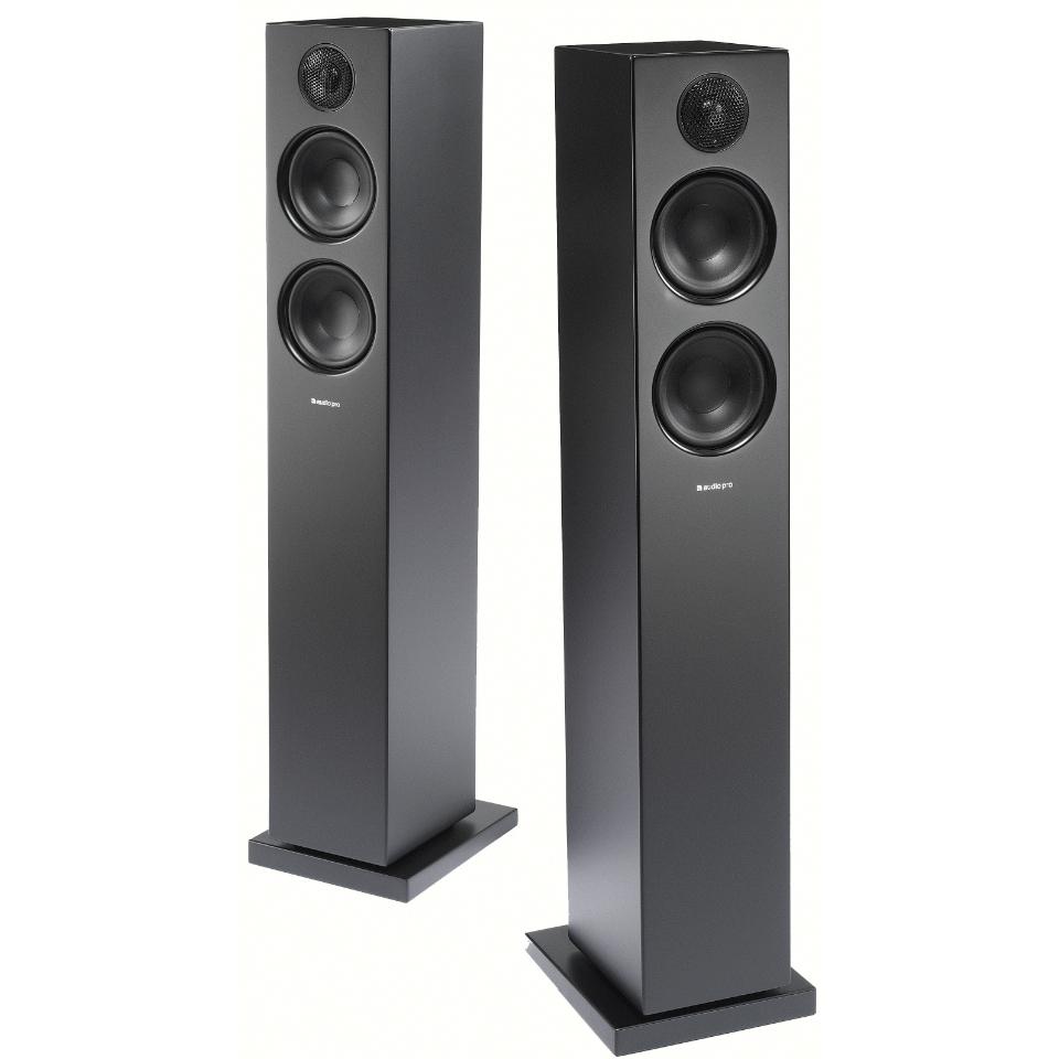 Audio Pro - Addon T20 Bluetooth Speaker Black
