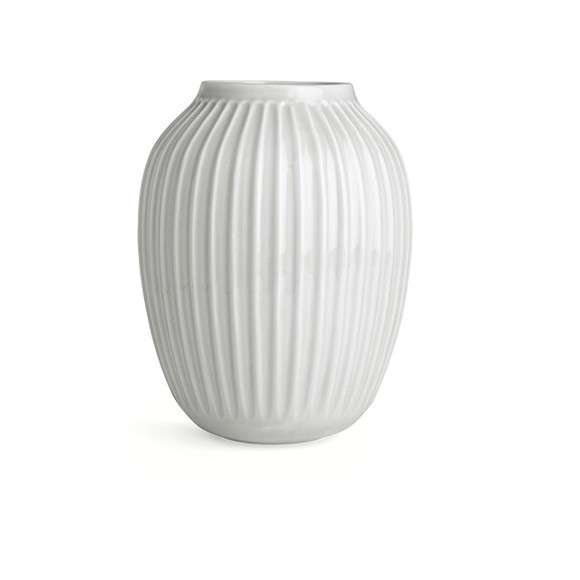 Kähler - Hammershøi Vase Large - White (692363)