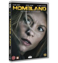Homeland - Season 5 - DVD