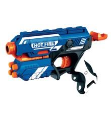 Manual Soft Bullet Gun - Inklusive 5 Skud (520301)