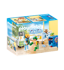 Playmobil - Children's Hospital Room (70192)
