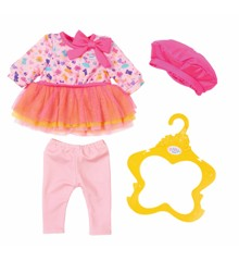 Baby Born - Fashion Collection,, Pink Print and Skirt