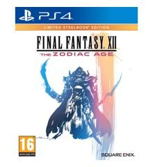 Final Fantasy XII: The Zodiac Age - Limited Edition