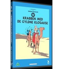 Tintin - Krabben med de gyldne klosakse