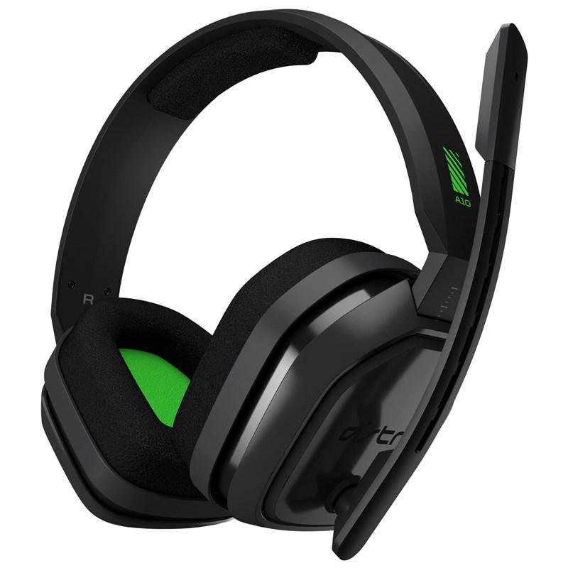 Billede af Astro - A10 Gaming Headset XB1-S,X Grå/Grøn