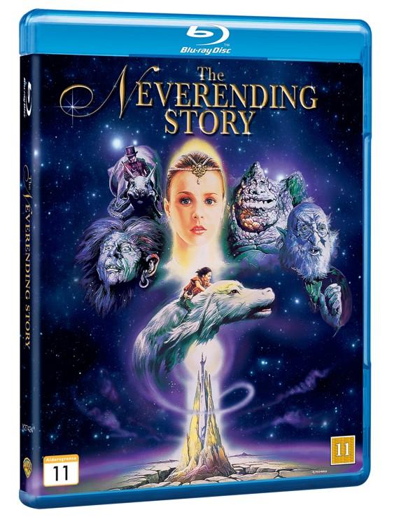 Neverending Story - Blu ray