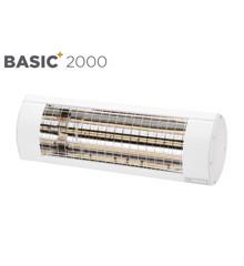 Solarmagic - 2000 BASIC+ Patio Heater - White