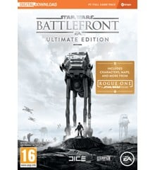 Star Wars: Battlefront - Ultimate Edition (Code in a Box)