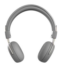 KreaFunk - aWEAR Høretelefoner - Cool Grå/Pale Guld