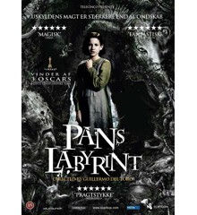 Pans Labyrint - DVD