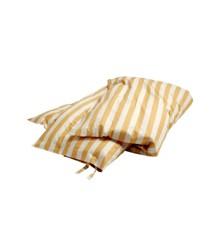 HAY - Été Duvet Cover 140 x 200 cm - Warm Yellow (507454)