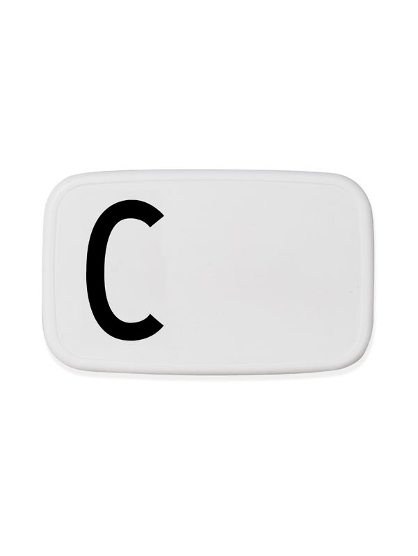 Design Letters - Personal Lunch Box - C