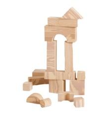 Edushape - Wood Like Soft Blocks, 80 Piece (E716071)