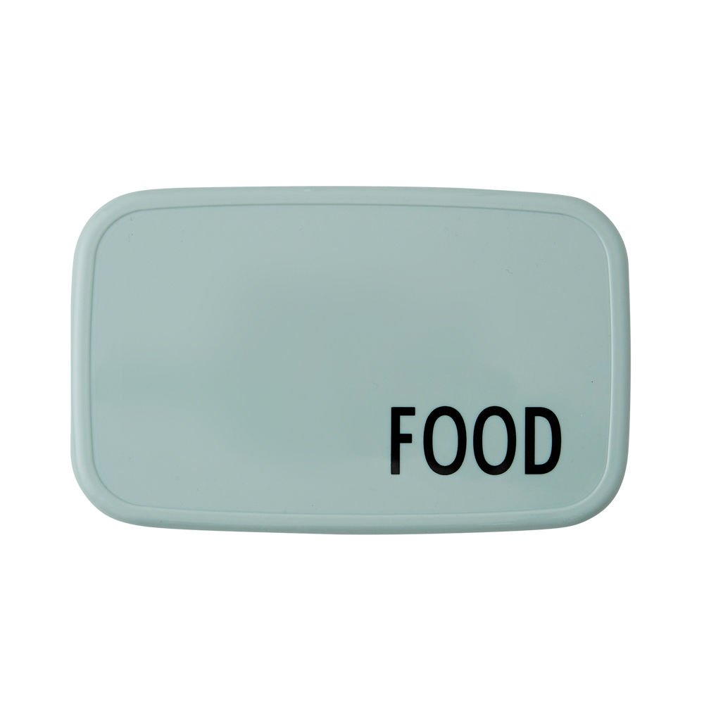 Design Letters - Food & Lunch Box - Green (20203002GREEN)