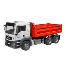 Bruder - MAN TGS Lastbil med tippevogn (BR3765)