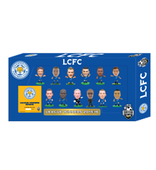 Soccerstarz - Leicester Premier League Winners 2015-16 Team Pack (LTD EDITION RELAUNCH)
