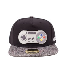 Nintendo - Super Nintendo Controller Rubber Patch Snapback One-size