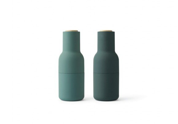Menu - Bottle Grinder Set - Dark Green (4418479)