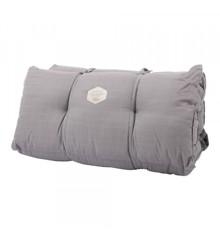 Filibabba - Muslin mattress with kapok filling grey (FI-K003)