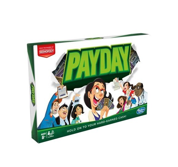 Hasbro Gaming - Monopoly Payday (DK) (E0751108)