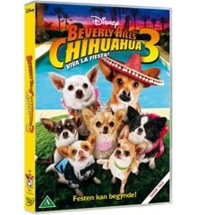Disneys - Beverly Hills Chihuahua 3 - Viva La Fiesta!/Beverly Hills Chihuahua 3 - DVD