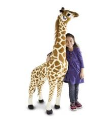 Melissa & Doug - Plys - Giraf (137 cm)