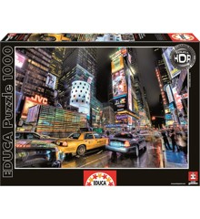 Educa - Puzzle 1000 - Times Square, New York (015525)