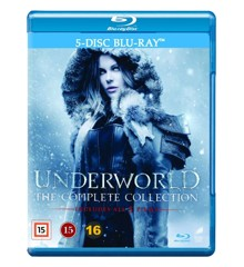 Underworld: The Complete Collection 1 - 5 (Blu-Ray)