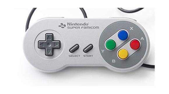 Nintendo Classic Mini: Super Nintendo Entertainment Controller /SNES