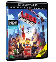 LEGO - The Movie (4K Blu-Ray)