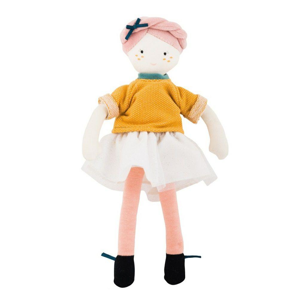 Moulin Roty - Les Parisiennes Puppe - Eloise - 26 cm