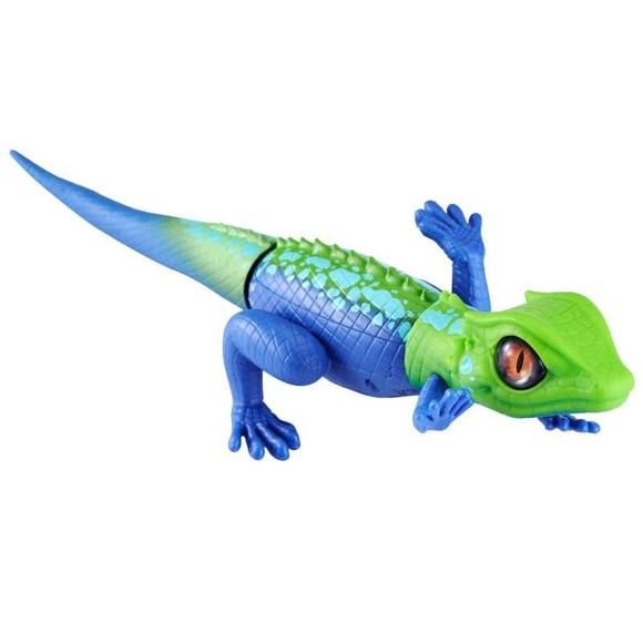 Robo Alive - Lizard - Blue/Green