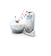 Philips - DECT Baby Monitors SCD580/00