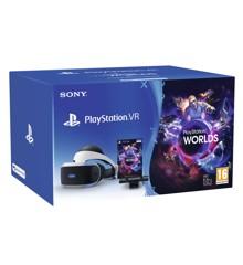 Sony PlayStation VR and PlayStation VR Worlds (PSVR)