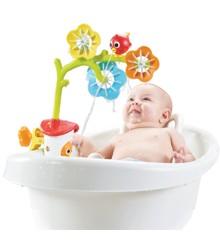 Yookidoo - Blomster vandfald til badet
