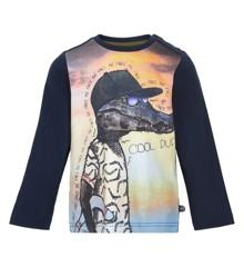 MINYMO - T-Shirt LS w. Photoprint