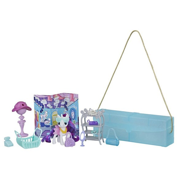 My Little Pony - On-The-Go - Rarity (E5018)