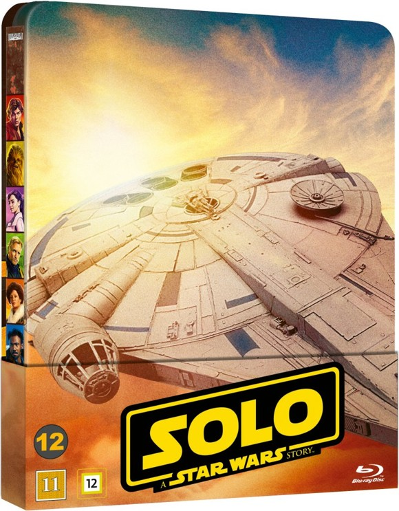 Solo: A Star Wars Story - Limited Steelbook (Blu-Ray)