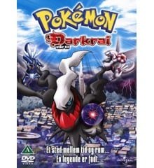 Pokémon - The Rise of Darkrai/Pokémon: Darkrai slår til - DVD