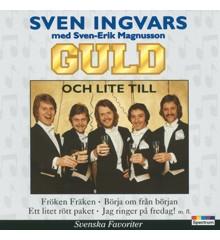 Sven-Ingvars/Guld Och Lite Till - CD