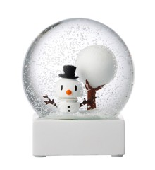 Hoptimist - Snow Globe - Snowman (91001-10)
